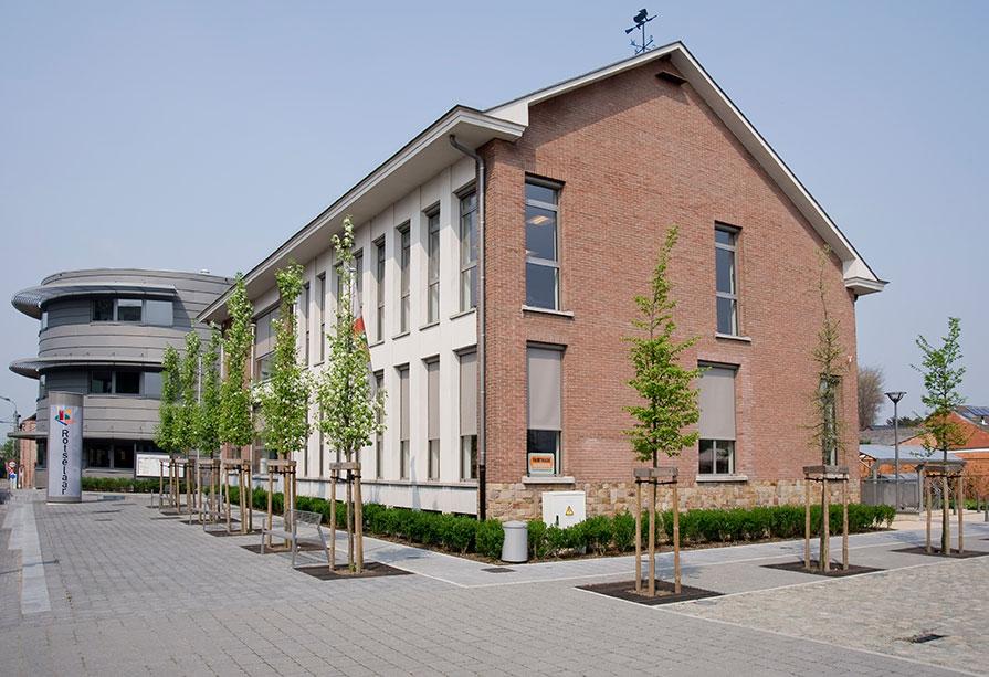 Administratief centrum