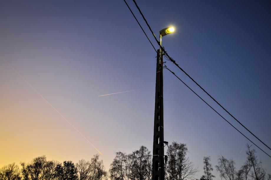 Straatlamp ledverlichting
