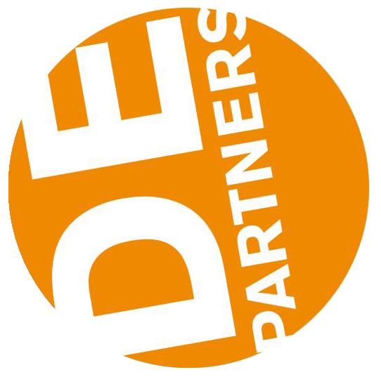 Logo voorstellingen De Partners