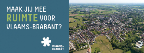 Campagnebeeld beleidsplan Ruimte Vlaams-Brabant