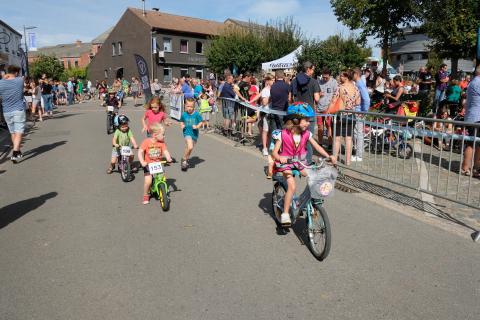 Kinnekeskoers op fietszondag