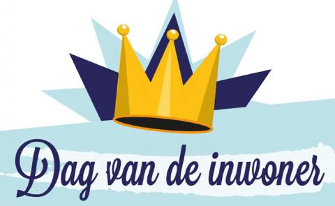 Dag van de Inwoner logo