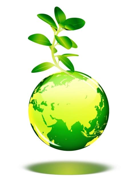 Klimaat_groene aardbol