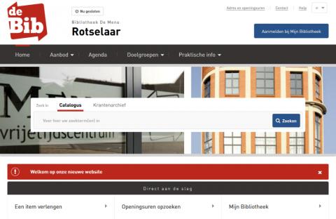 Preview bibwebsite
