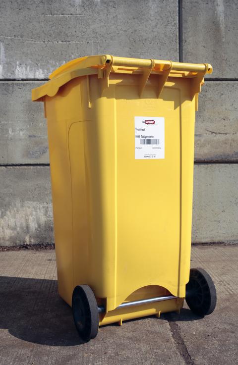 Container papier en karton