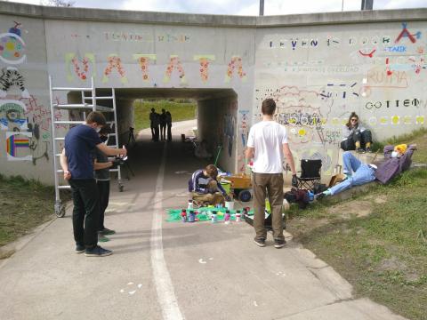 tunneltaal project