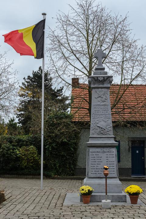 wapenstilstand monument Wezemaal