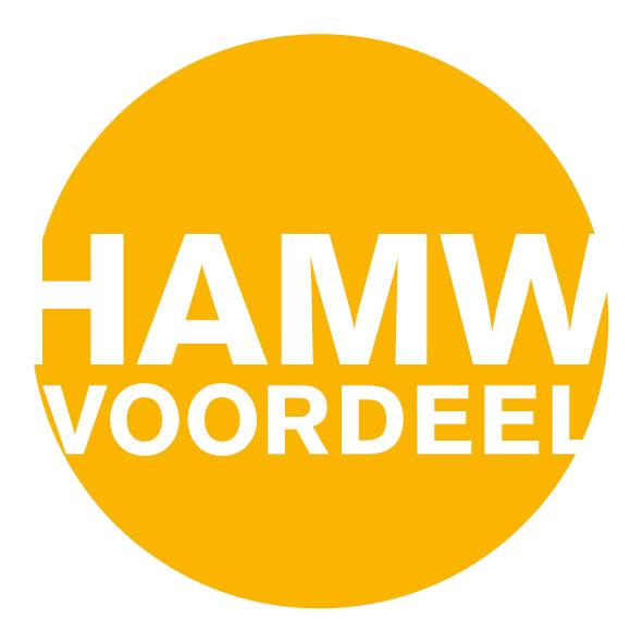 Logo HAMW voordeel